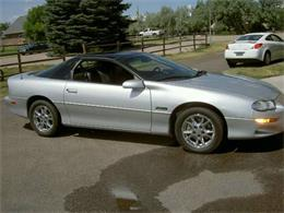 2002 Chevrolet Camaro (CC-1119794) for sale in Cadillac, Michigan