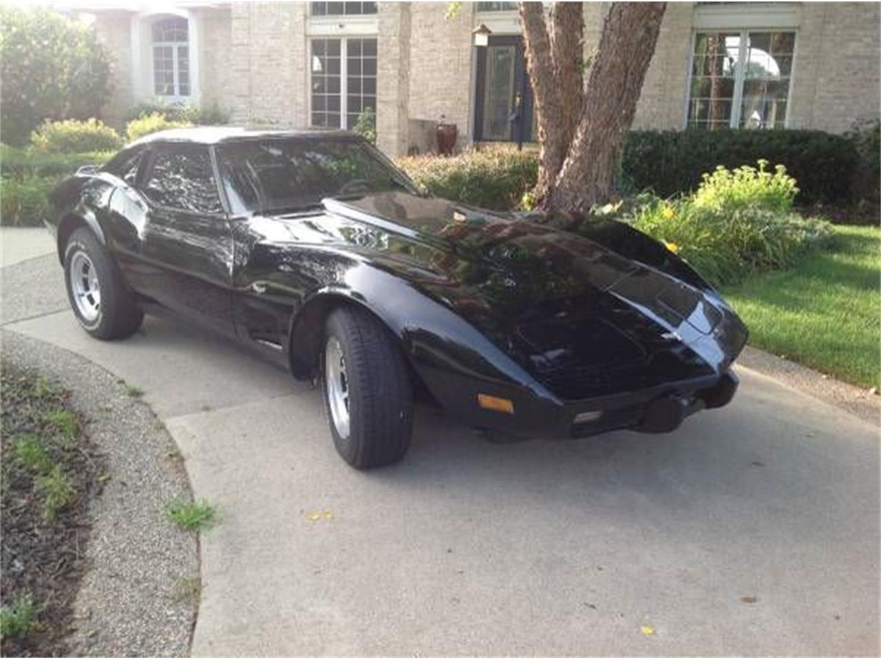 1977 Chevrolet Corvette (CC-1119798) for sale in Cadillac, Michigan