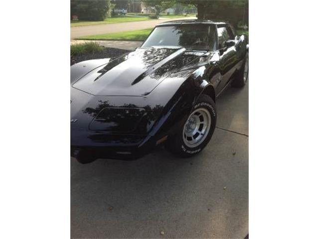 1977 Chevrolet Corvette (CC-1119798) for sale in Cadillac, Michigan