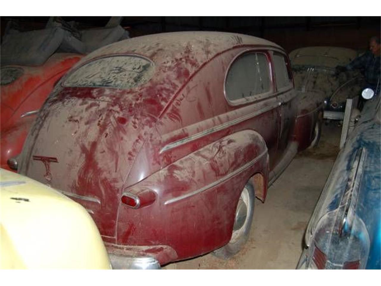 1948 Ford Sedan (CC-1119800) for sale in Cadillac, Michigan
