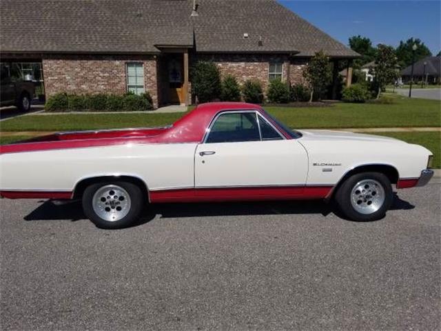 1972 Chevrolet El Camino (CC-1119803) for sale in Cadillac, Michigan