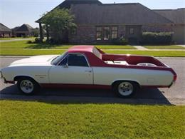 1972 Chevrolet El Camino (CC-1119803) for sale in Cadillac, Michigan