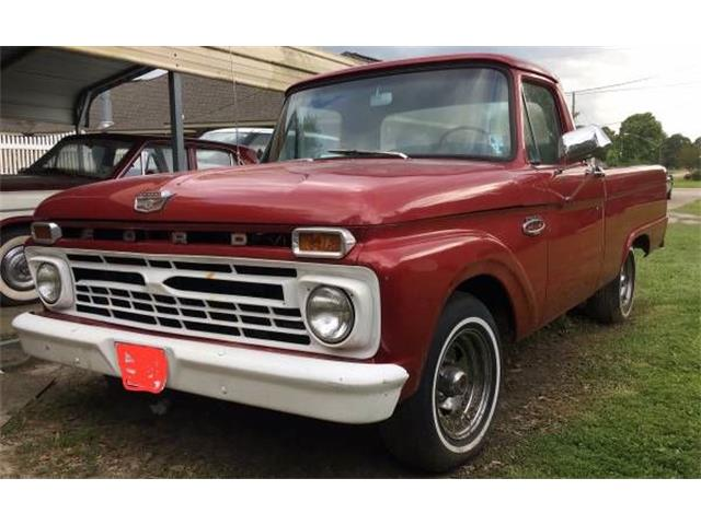 1966 Ford F100 (CC-1119807) for sale in Cadillac, Michigan