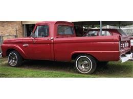 1966 Ford F100 (CC-1119807) for sale in Cadillac, Michigan