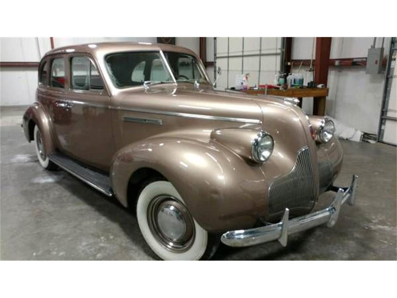 1939 Buick Sedan (CC-1119809) for sale in Cadillac, Michigan