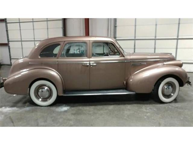 1939 Buick Sedan (CC-1119809) for sale in Cadillac, Michigan