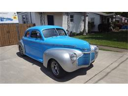 1941 Chevrolet Business Coupe (CC-1119813) for sale in Cadillac, Michigan