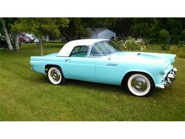 1955 Ford Thunderbird (CC-1119817) for sale in Cadillac, Michigan
