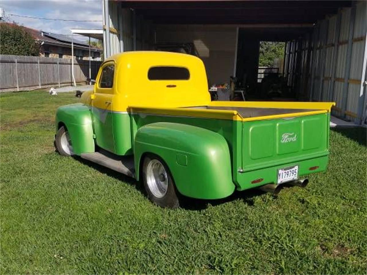 1950 Ford Pickup (CC-1119826) for sale in Cadillac, Michigan