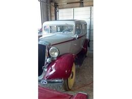 1933 Plymouth Sedan (CC-1119828) for sale in Cadillac, Michigan