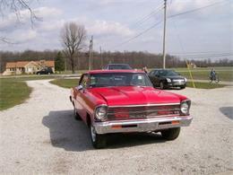 1967 Chevrolet Nova (CC-1119838) for sale in Cadillac, Michigan