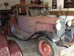 1931 Ford Model A (CC-1119852) for sale in Cadillac, Michigan