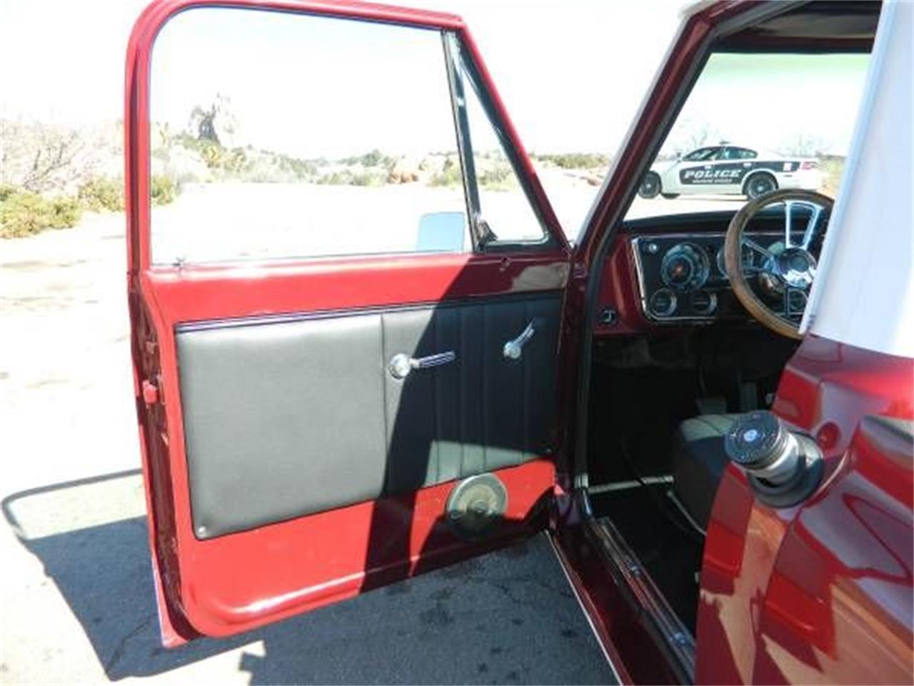 1968 Chevrolet C/K 10 (CC-1119868) for sale in Cadillac, Michigan