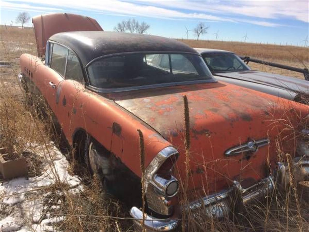 1955 Buick Century (CC-1119869) for sale in Cadillac, Michigan