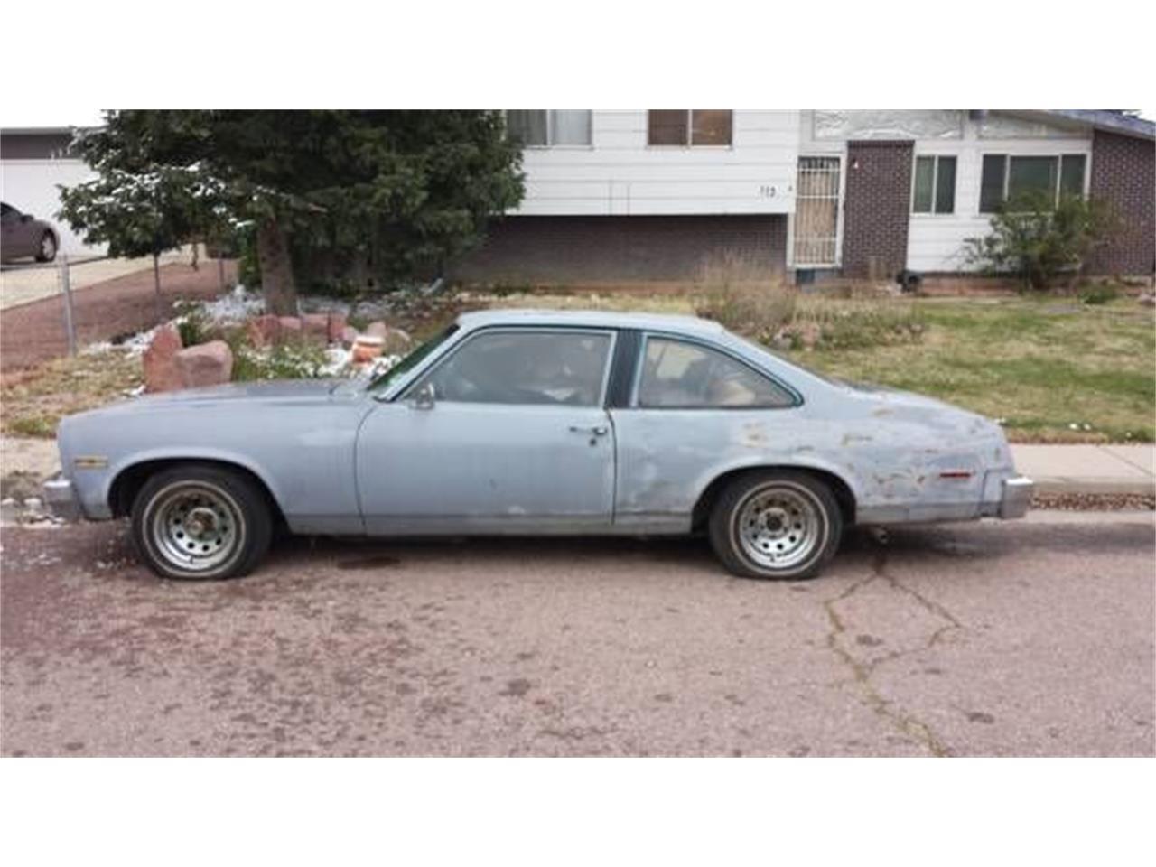1978 Chevrolet Nova (CC-1119871) for sale in Cadillac, Michigan