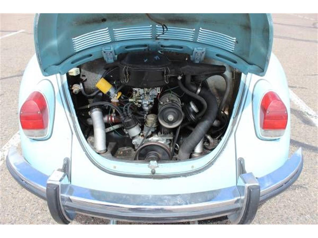 1972 Volkswagen Beetle (CC-1119877) for sale in Cadillac, Michigan