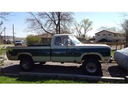 1974 Dodge D100 (CC-1119894) for sale in Cadillac, Michigan