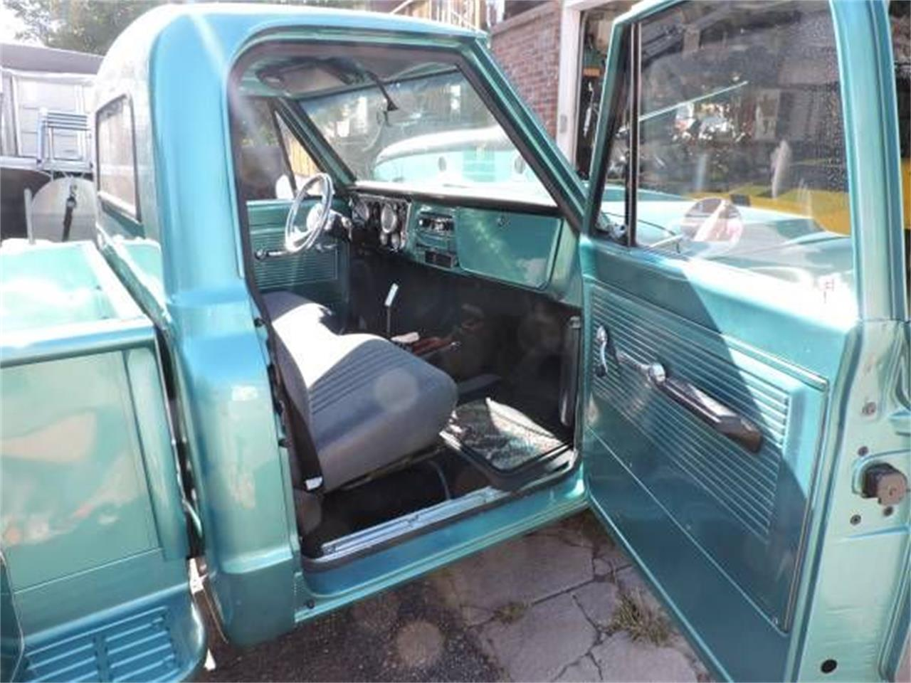 1967 Chevrolet C10 (CC-1119895) for sale in Cadillac, Michigan