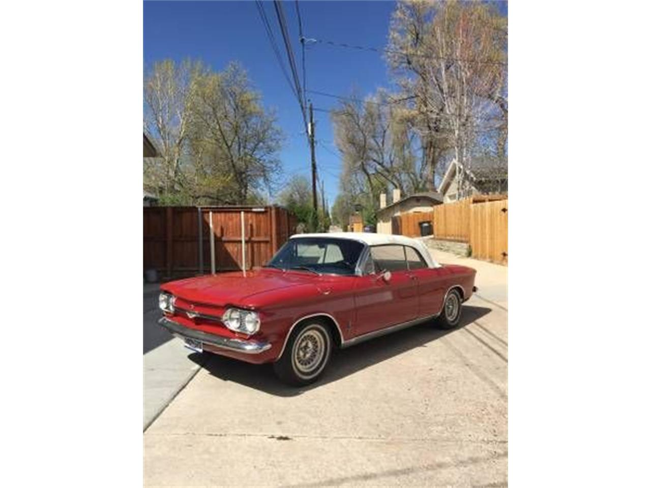 1964 Chevrolet Corvair (CC-1119897) for sale in Cadillac, Michigan