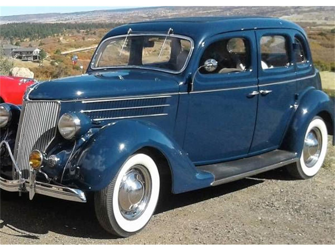 1936 Ford Deluxe (CC-1119906) for sale in Cadillac, Michigan