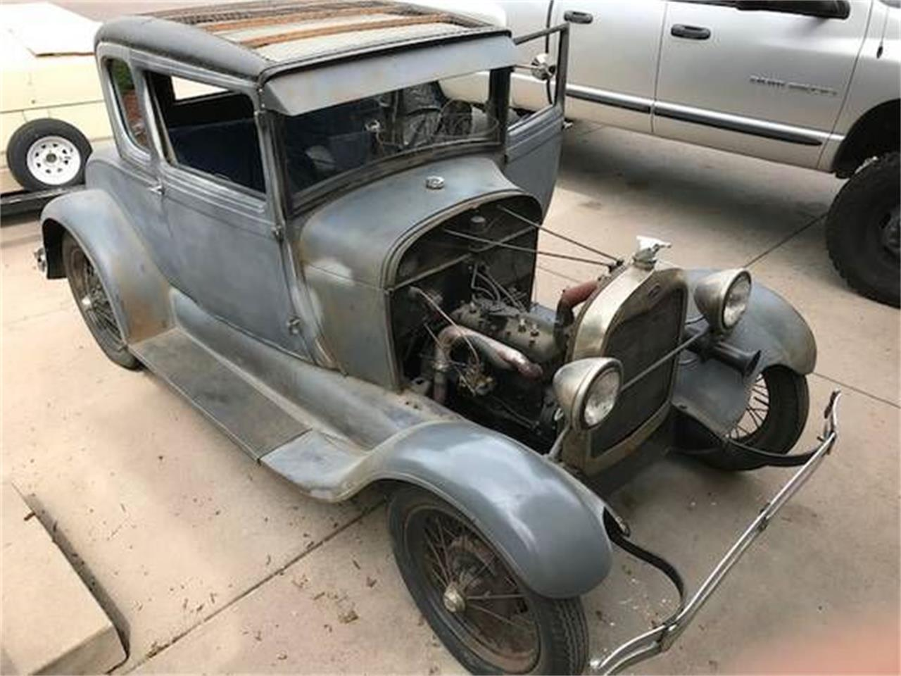 1929 Ford Model A (CC-1119934) for sale in Cadillac, Michigan