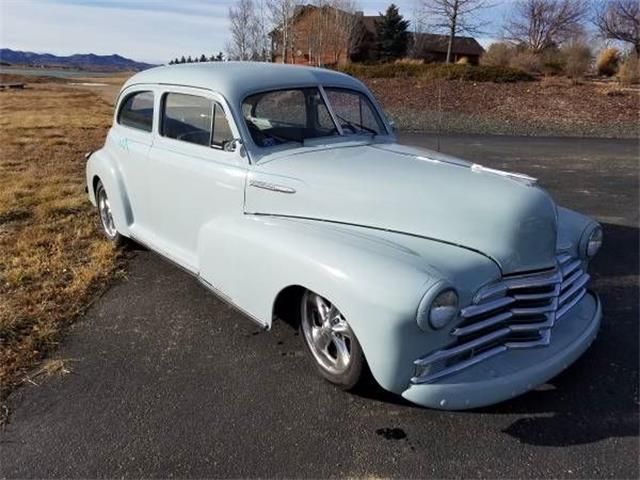 1948 Chevrolet Sedan (CC-1119940) for sale in Cadillac, Michigan