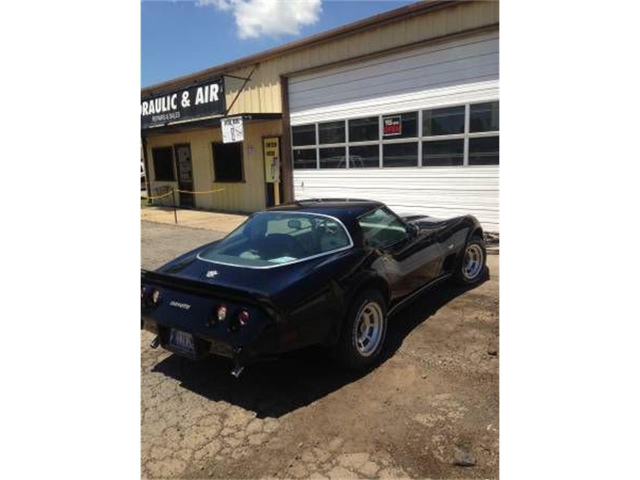 1978 Chevrolet Corvette (CC-1119991) for sale in Cadillac, Michigan