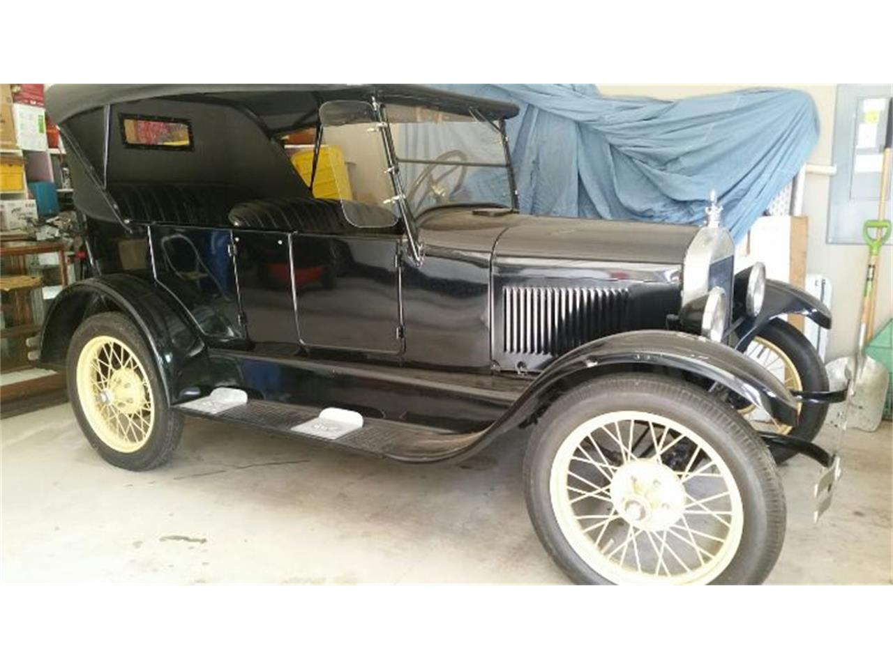 1926 Ford Model T (CC-1119992) for sale in Cadillac, Michigan