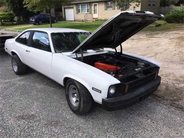1976 Chevrolet Nova (CC-1121006) for sale in Cadillac, Michigan