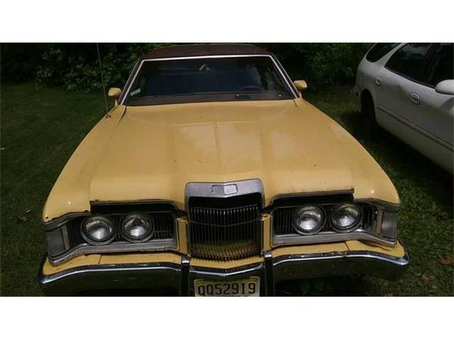 1973 Mercury Cougar (CC-1121007) for sale in Cadillac, Michigan