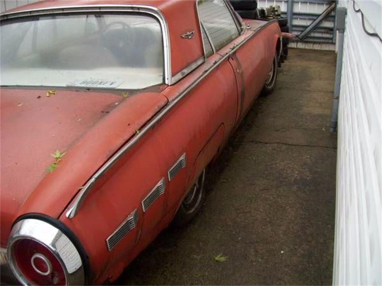 1962 Ford Thunderbird (CC-1121019) for sale in Cadillac, Michigan