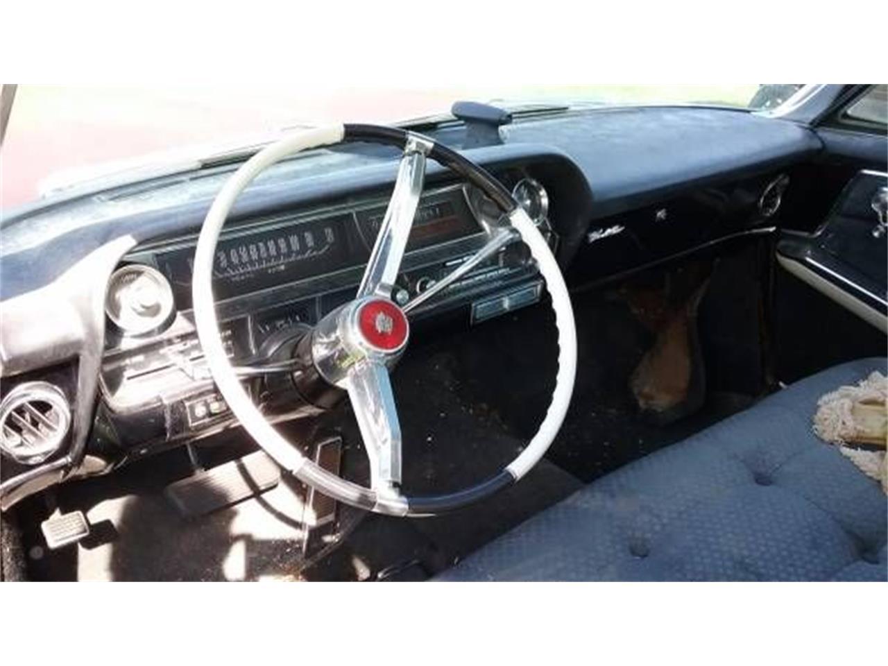1963 Cadillac DeVille (CC-1121043) for sale in Cadillac, Michigan