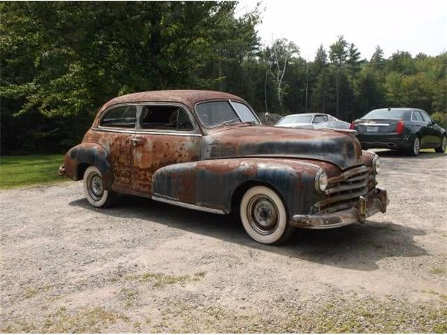 1949 Pontiac Silver Streak (CC-1121044) for sale in Cadillac, Michigan