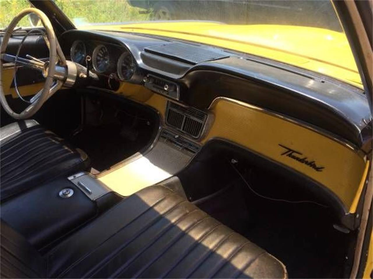 1962 Ford Thunderbird (CC-1120105) for sale in Cadillac, Michigan