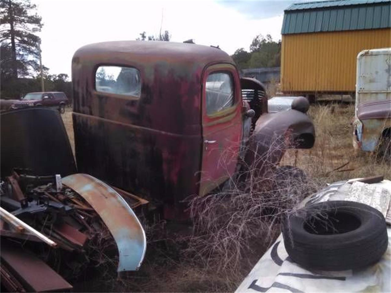 1947 Dodge Power Wagon (CC-1121052) for sale in Cadillac, Michigan