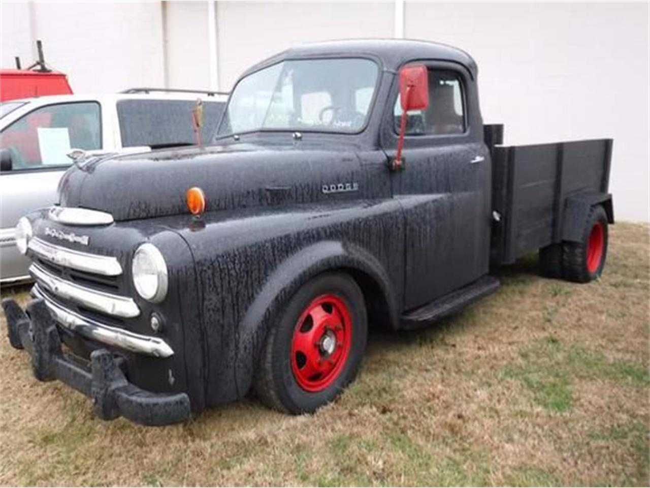 1948 Dodge Pickup (CC-1121066) for sale in Cadillac, Michigan