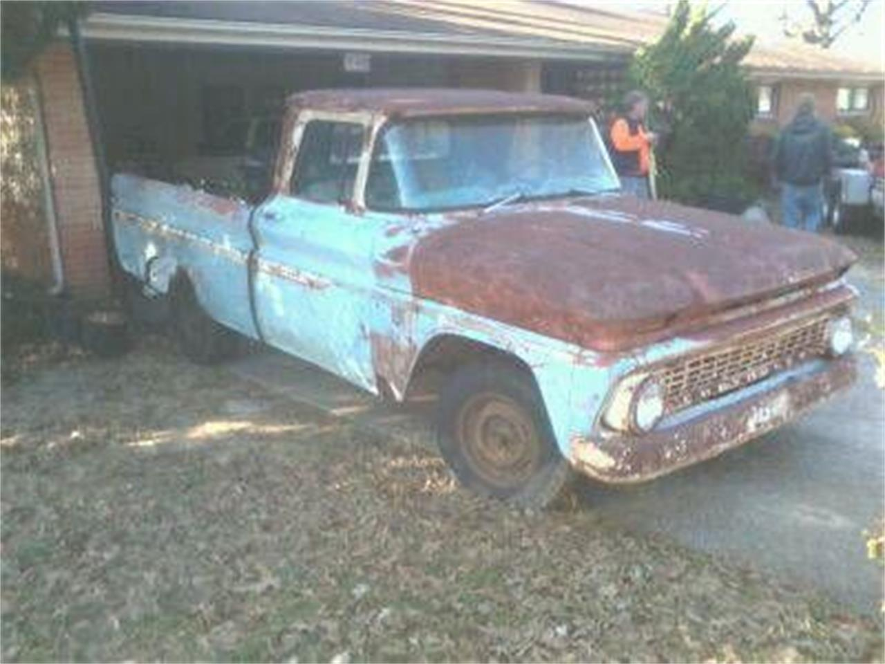 1963 Chevrolet C10 (CC-1120107) for sale in Cadillac, Michigan