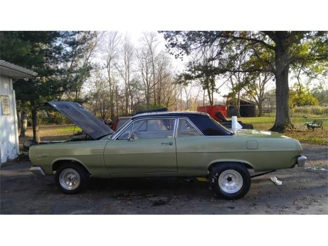 1967 Mercury Comet (CC-1120011) for sale in Cadillac, Michigan