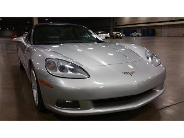 2006 Chevrolet Corvette (CC-1121106) for sale in Cadillac, Michigan