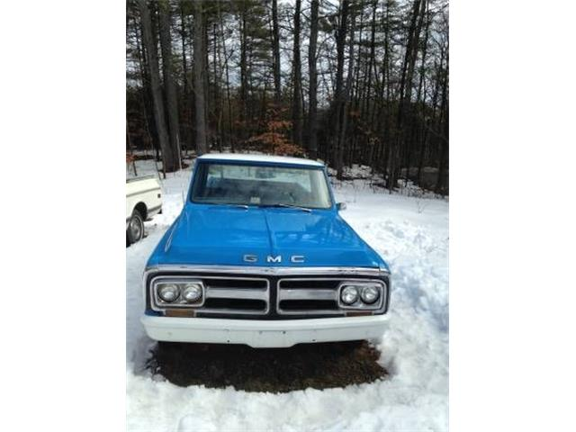 1971 GMC 1500 (CC-1121128) for sale in Cadillac, Michigan