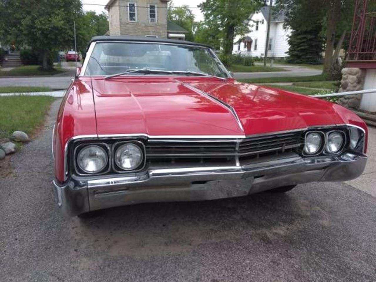 1966 Oldsmobile Dynamic 88 (CC-1121136) for sale in Cadillac, Michigan