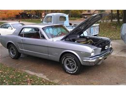 1966 Ford Mustang (CC-1121138) for sale in Cadillac, Michigan