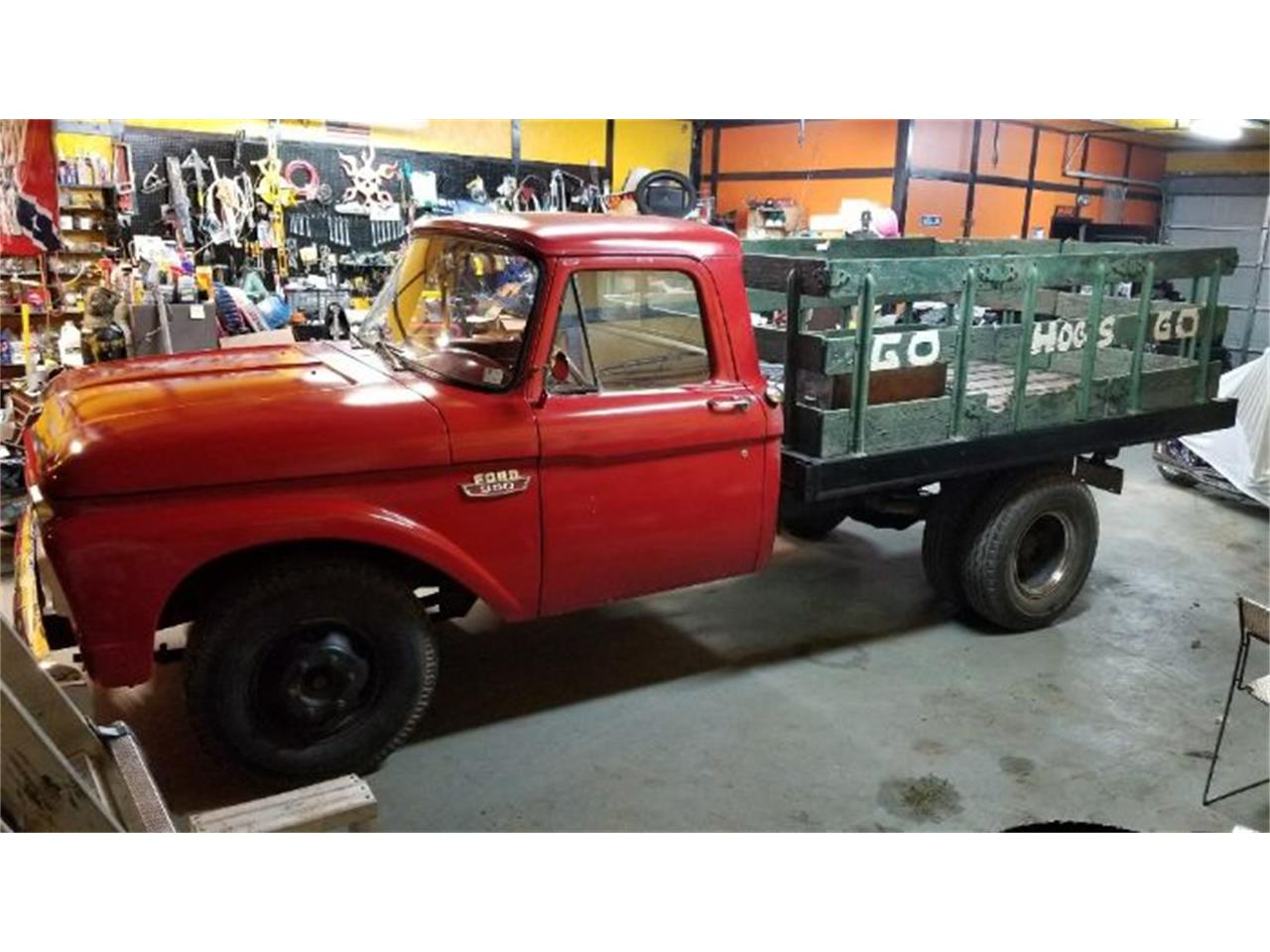 1966 Ford F350 (CC-1120114) for sale in Cadillac, Michigan