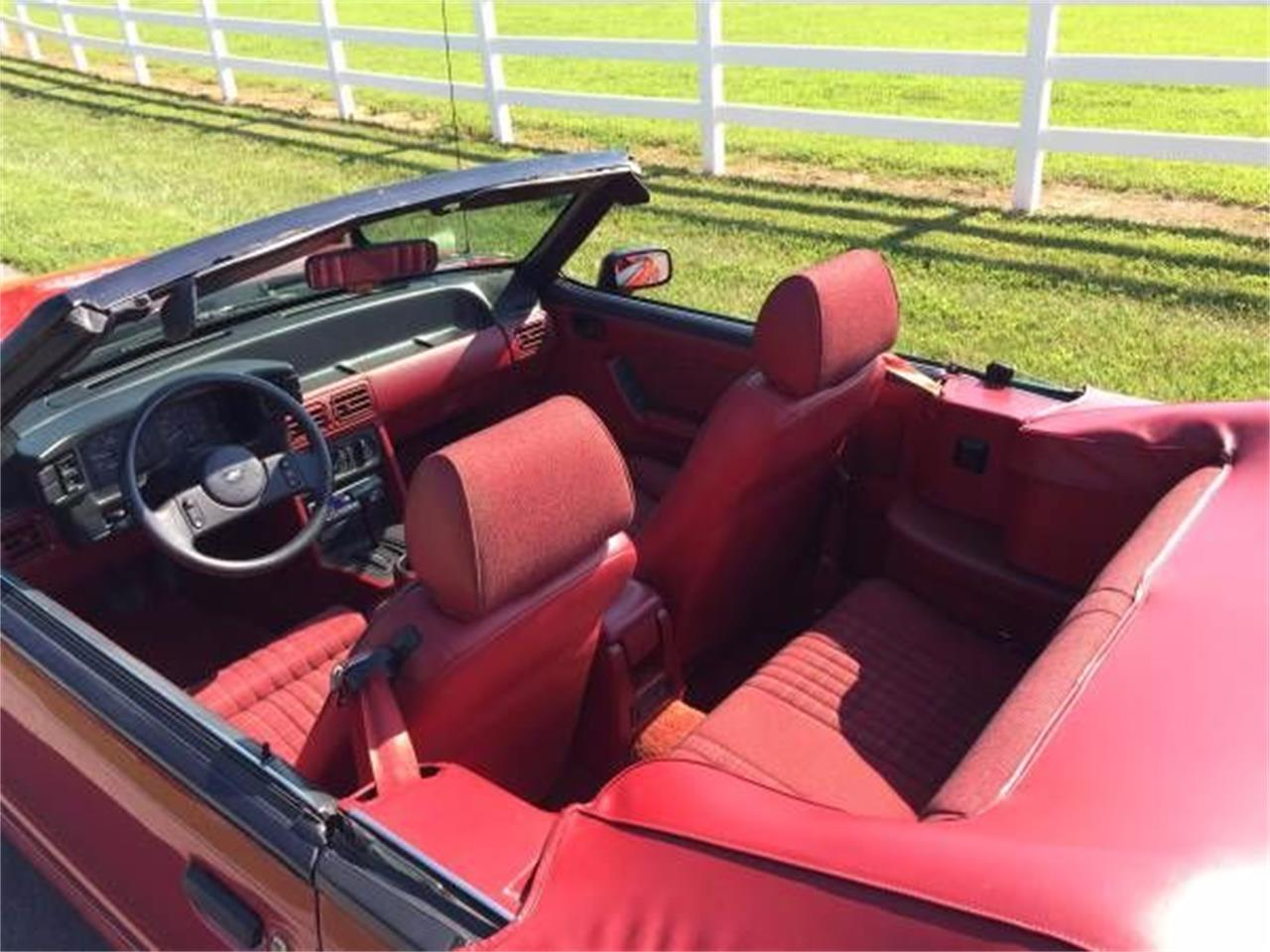 1988 Ford Mustang (CC-1121141) for sale in Cadillac, Michigan