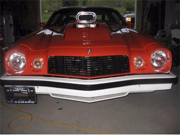 1976 Chevrolet Camaro (CC-1121145) for sale in Cadillac, Michigan