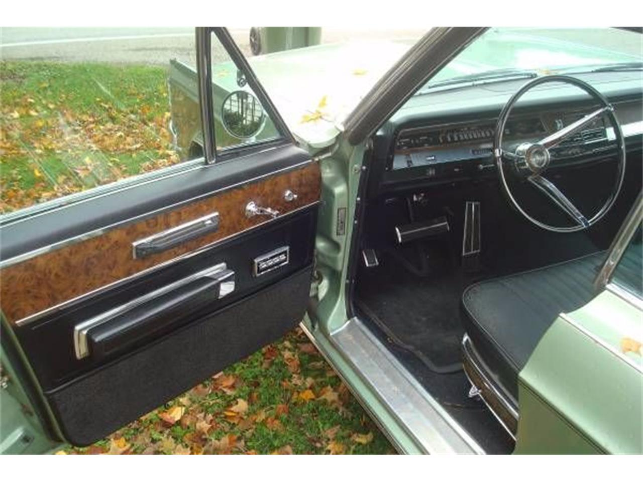 1967 Chrysler New Yorker (CC-1121158) for sale in Cadillac, Michigan