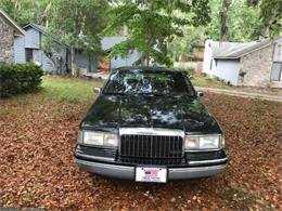 1994 Lincoln Continental (CC-1120116) for sale in Cadillac, Michigan