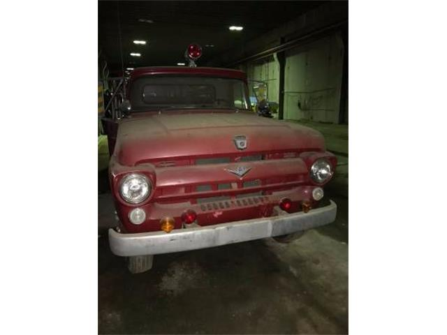 1957 Ford F600 (CC-1121160) for sale in Cadillac, Michigan