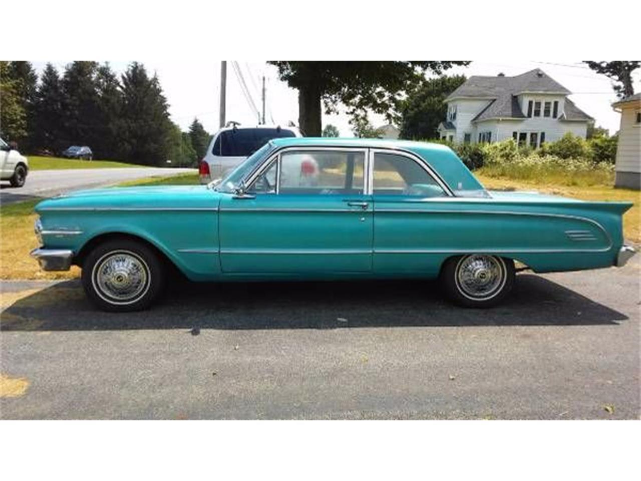 1963 Mercury Comet (CC-1121162) for sale in Cadillac, Michigan