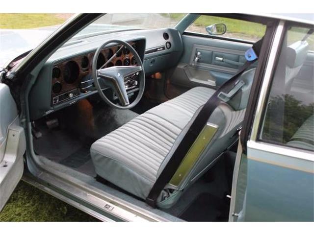 1979 Pontiac Grand Prix (CC-1121165) for sale in Cadillac, Michigan